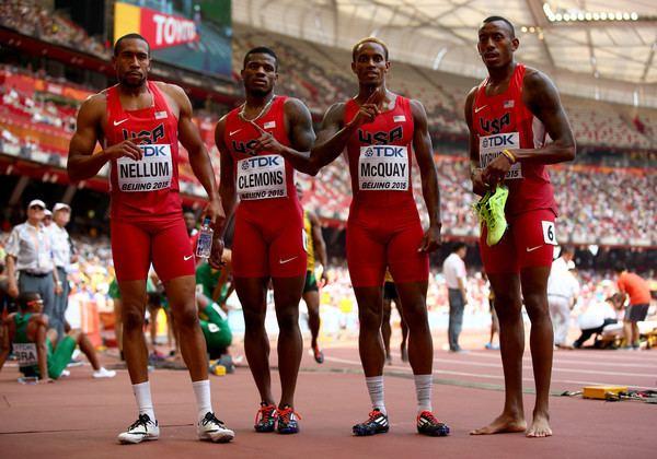 Vernon Norwood Vernon Norwood Photos Photos 15th IAAF World Athletics
