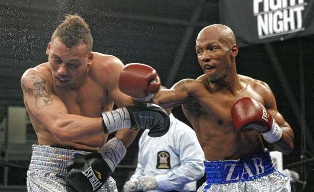 Vernon Paris BK All Day Zab Judah Bombs Out Vernon Paris VIDEO Beats Boxing