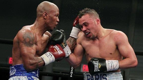 Vernon Paris May 2013 Boxing Blog ESPN