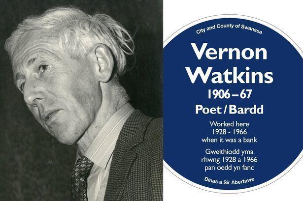 Vernon Watkins Dylan Thomas39 pal the codebreaker poet Vernon Watkins is