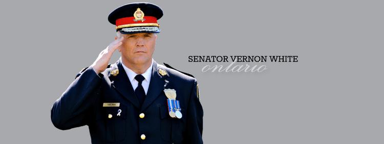 Vernon White (politician) senparlgccavwhiteslideshowen2png