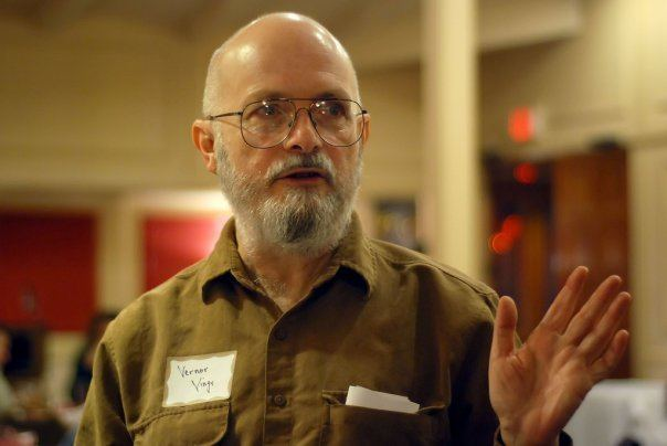 Vernor Vinge The Singularity and schools an interview with Vernor