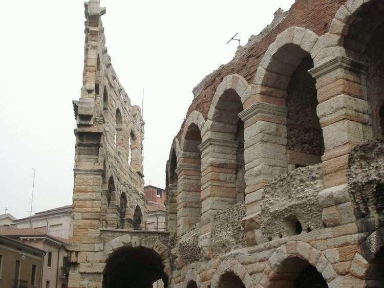 Verona in the past, History of Verona