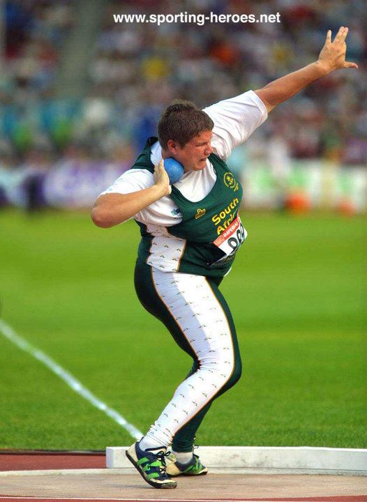 Veronica Abrahamse Veronica ABRAHAMSE Shot Put bronze at 1998 2002 Commonwealth