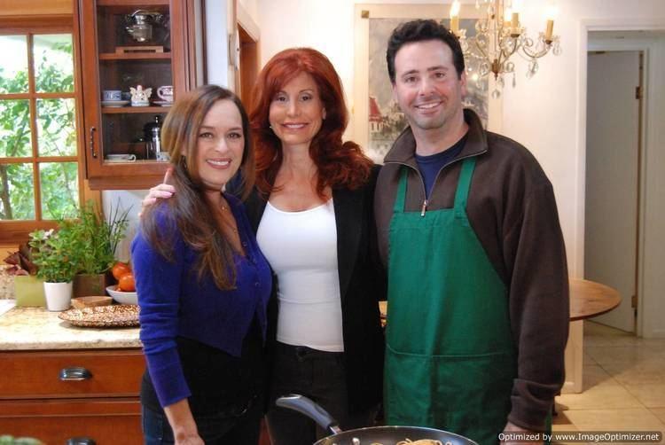 Veronica De Laurentiis The Scoop LA Blog Archive Real American Meals Features Veronica
