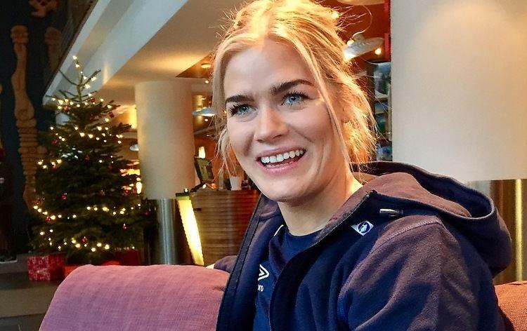 Veronica Kristiansen Veronica Kristiansen avsluttet OL med to dagers husarrest Norsk