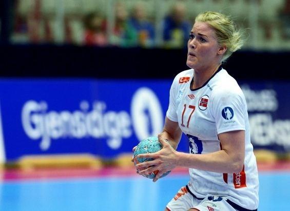 Veronica Kristiansen European Handball Federation Veronica Kristiansen I want to be a