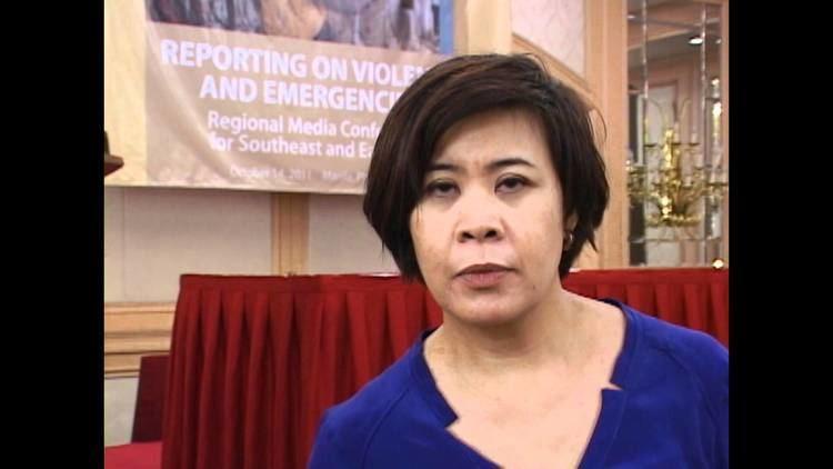 Veronica Pedrosa Media Manila 2011 Interview Veronica Pedrosa Al