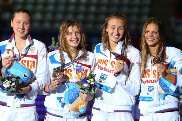 Veronika Popova Veronika Popova Photos Swimming 15th FINA World