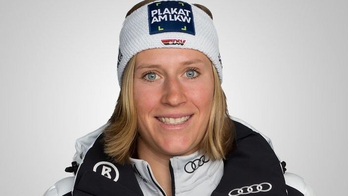 Veronique Hronek DSVKader Veronique Hronek Portrts Ski alpin Wintersport
