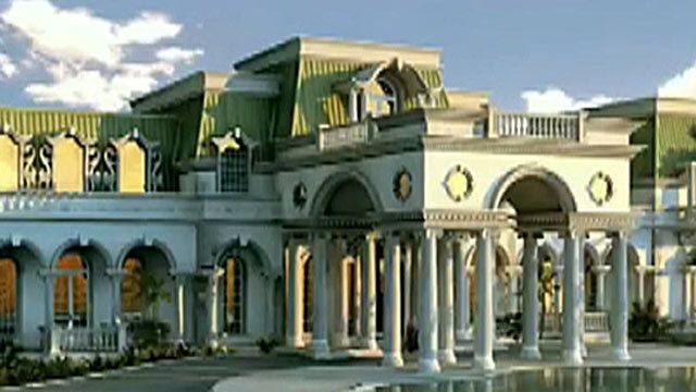 Versailles house Versailles in Florida Will It Be Largest Home in America ABC News