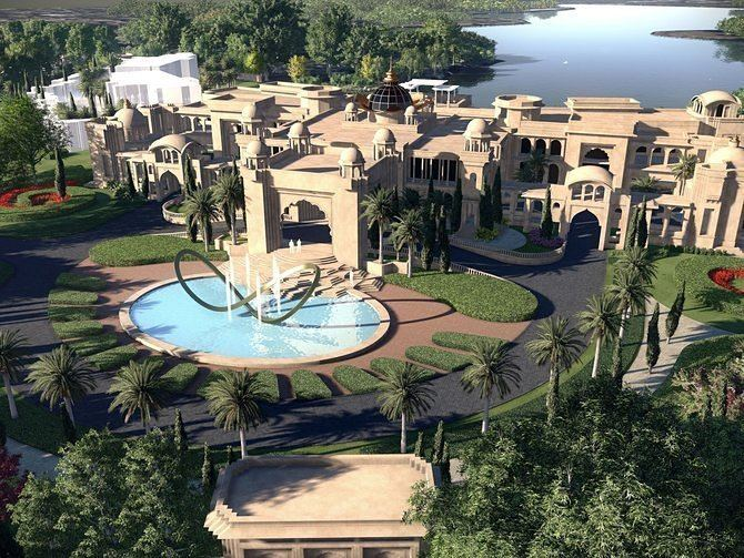 Versailles house America39s Newest SuperMansion Will Rival Florida39s 39Versailles