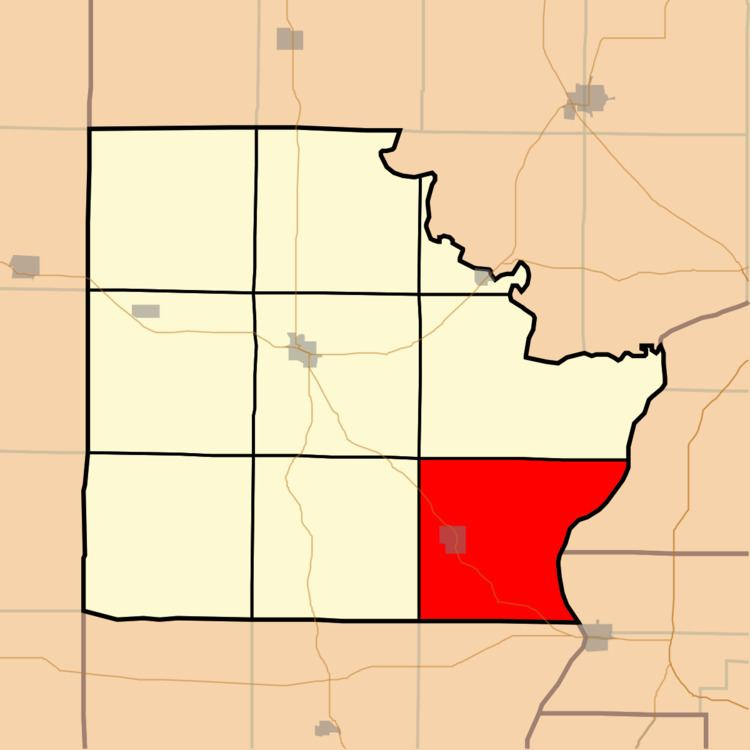 Versailles Township, Brown County, Illinois