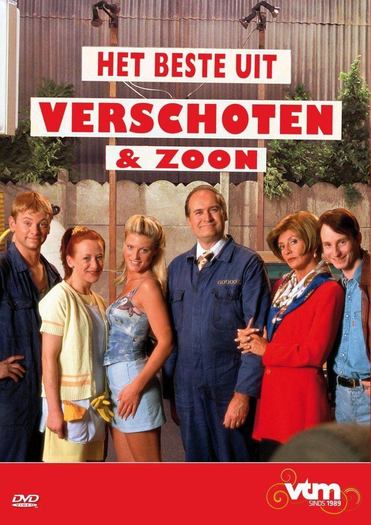 Verschoten & Zoon bolcom Verschoten amp Zoon Het Beste Van Jacques Vermeire
