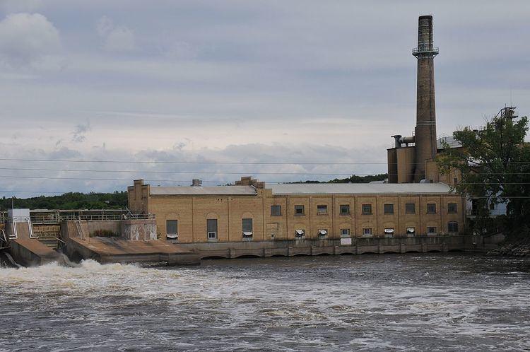 Verso Paper Sartell Mill