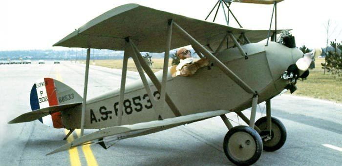 Verville-Sperry M-1 Messenger Picture of Verville Sperry M1 Messenger Military Aircraft and