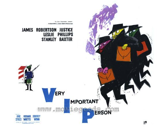 Very Important Person (film) Very Important Person Movie Posters From Movie Poster Shop