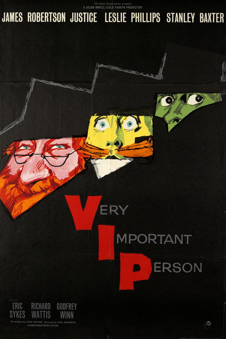 Very Important Person (film) wwwgstaticcomtvthumbmovieposters16988p16988