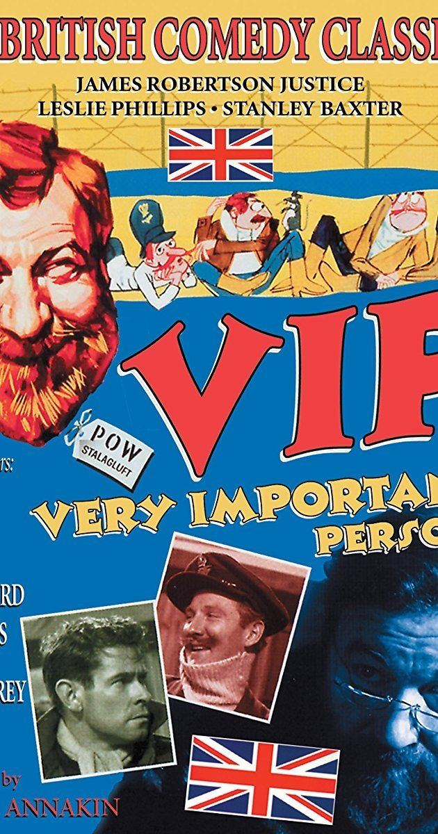 Very Important Person (film) A ComingOut Party 1961 IMDb