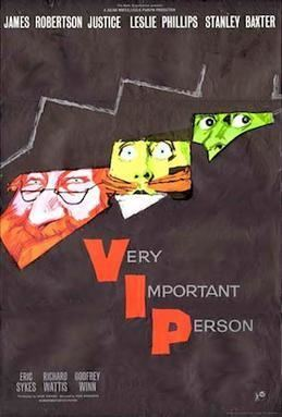 Very Important Person (film) Very Important Person film Wikipedia
