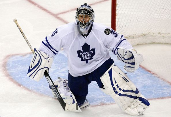 Vesa Toskala The 25 Worst Trades in Toronto Maple Leafs History 21 to