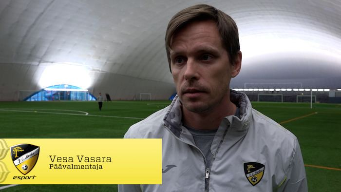 Vesa Vasara EHTV Vesa Vasara vs HIFK Videoennakko Esport Honka