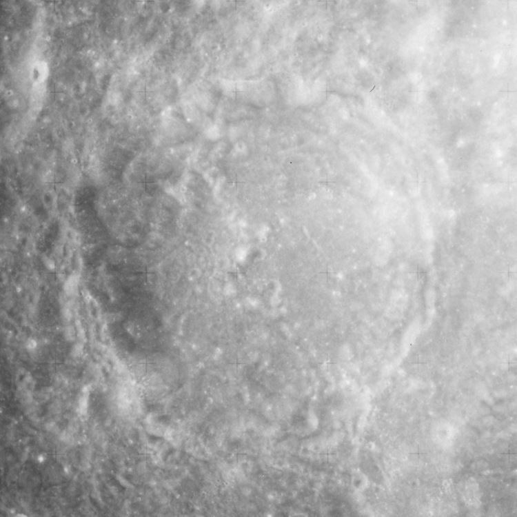 Vesalius (crater)