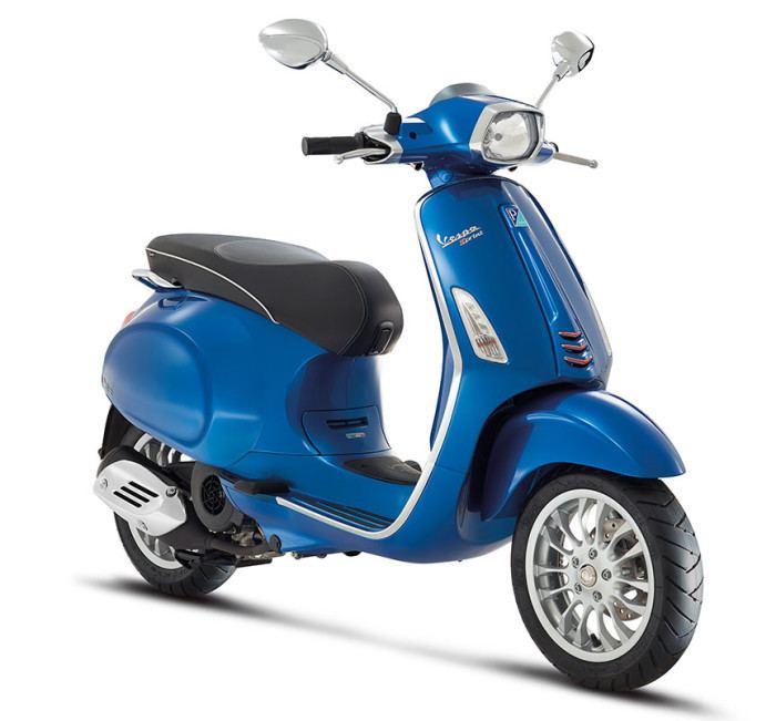 Vespa Sprint Vespa Sprint Motor Scooter Guide