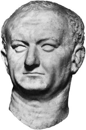 Vespasian Vespasian Roman emperor Britannicacom