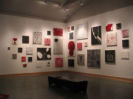 Vessna Perunovich Vessna Perunovich Emblems of the Enigma Kelowna Art Gallery