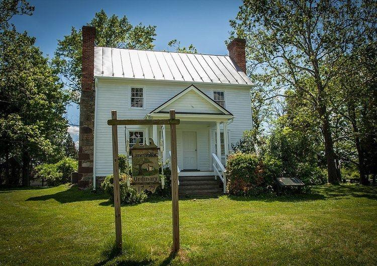 Vestal's Gap Road and Lanesville Historic District