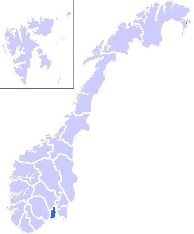 Vestfold County Municipality