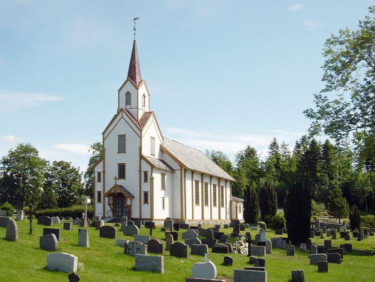Vestnes Church