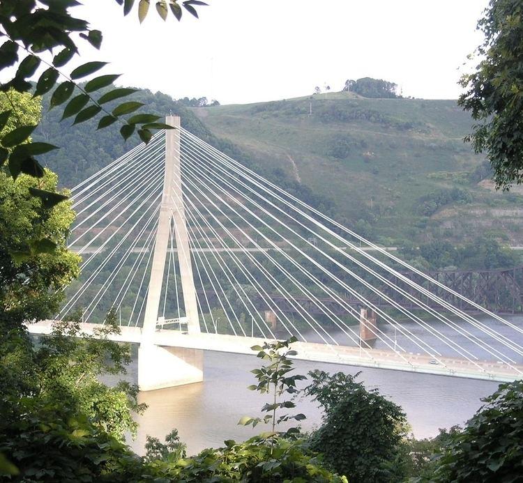 Veterans Memorial Bridge (Steubenville, Ohio)