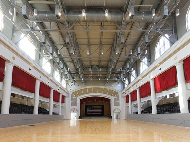 Veterans Memorial Building (Cedar Rapids, Iowa) wwwneumannbroscomfilesimagesProjectsVets20Me