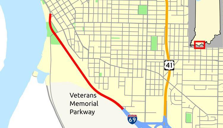 Veterans Memorial Parkway (Evansville)