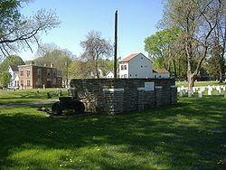 Veteran's Monument in Covington httpsuploadwikimediaorgwikipediacommonsthu