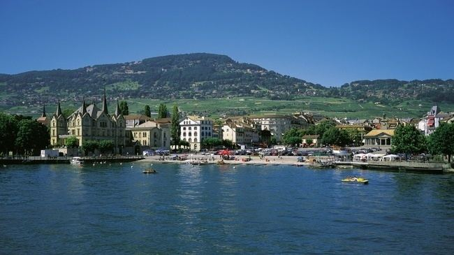 Vevey in the past, History of Vevey