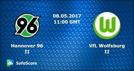VfL Wolfsburg II wwwsofascorecomimageseventdetailshannover96