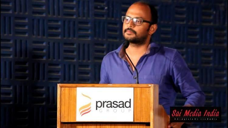 Vi Anand Director VI Anand speaks at Appuchi Gramam Press Meet YouTube