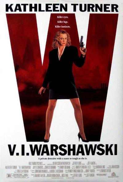 VI Warshawski Movie Review Film Summary 1991 Roger Ebert