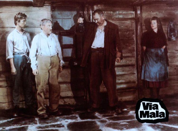 Via Mala (1961 film) Via Mala Bilder Cinemade