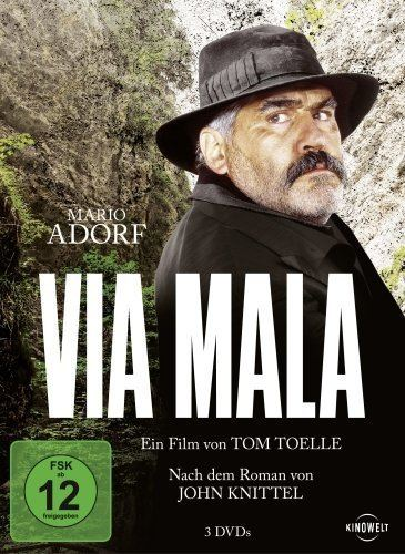 Via Mala (1961 film) Via Mala bei fernsehseriende