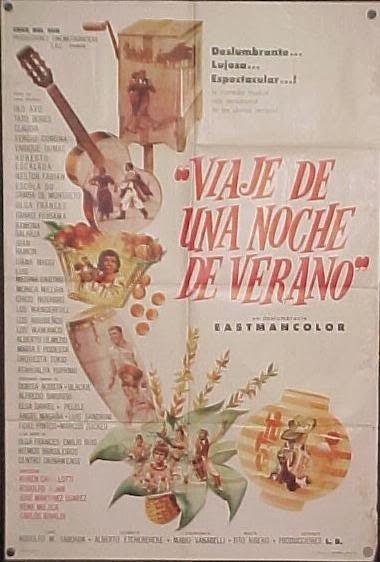 Viaje de una noche de verano El Cine Argentino Viaje de una noche de verano 1965 Atahualpa