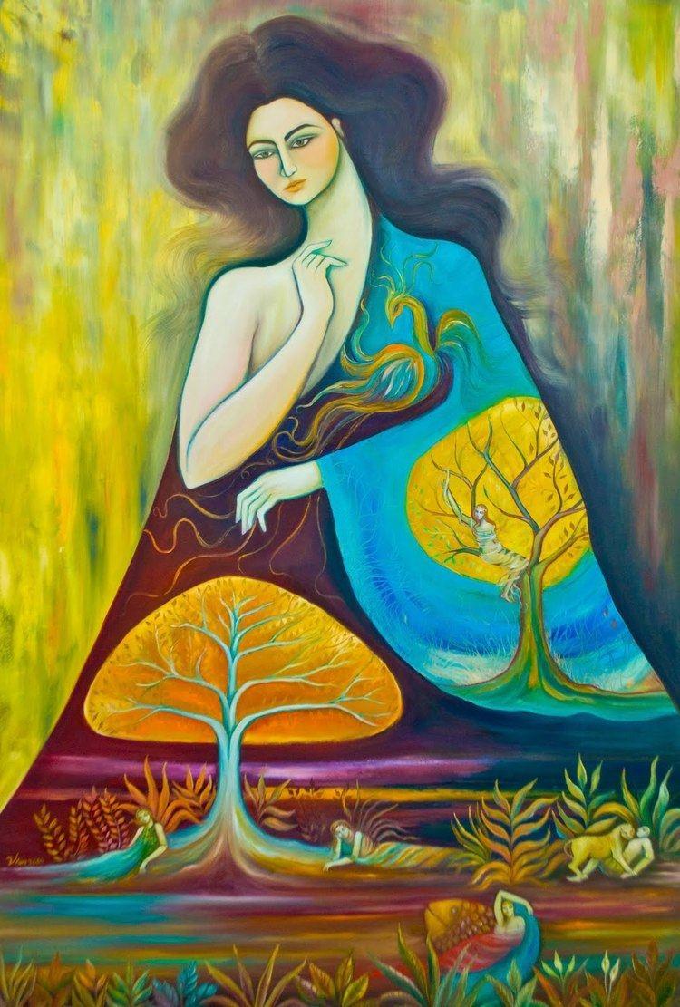 Vian Sora A Baghdad Artist Vian Sora