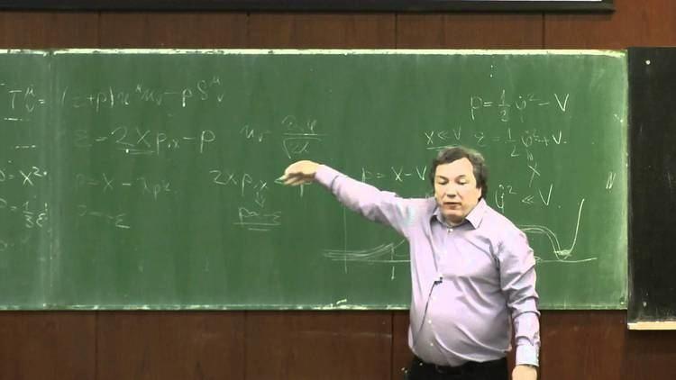 Viatcheslav Mukhanov The 29th Jerusalem Winter School in Theoretical Physics