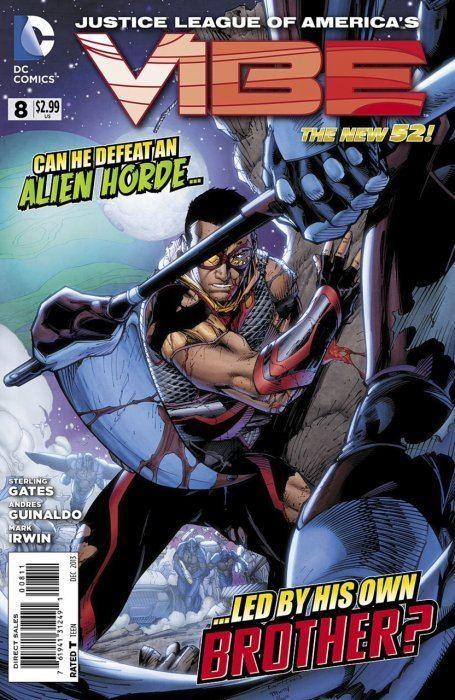 Vibe (comics) Justice League of America39s Vibe 1 DC Comics ComicBookRealmcom