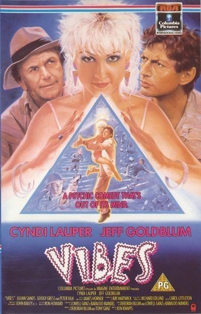 Vibes (film) Vibes Movie Review Film Summary 1988 Roger Ebert