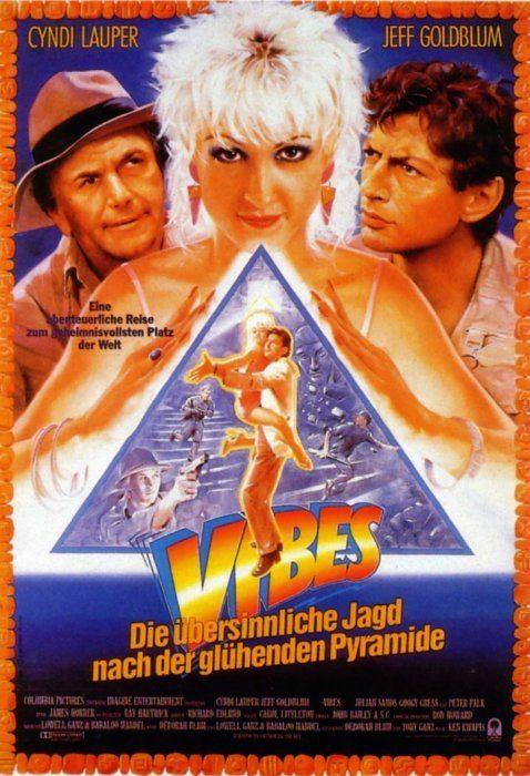 Vibes (film) Filmplakat Vibes Die bersinnliche Jagd nach der glhenden