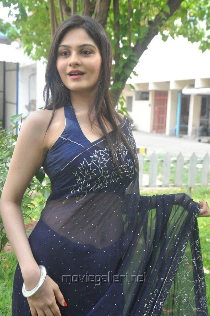 Vibha Natarajan Picture 383758 Tamil Actress Vibha Natarajan Hot in Dark Blue